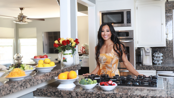 Nutritionist Dr. Nancy Lin - Super Greens For Brain and Body Power
