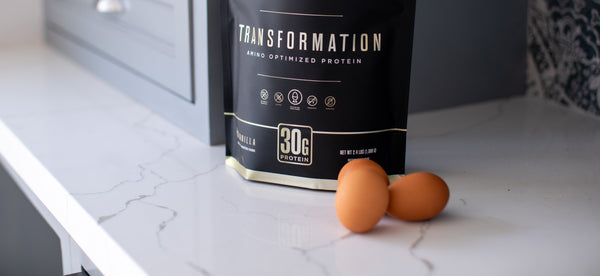 Transformation Protein Powder