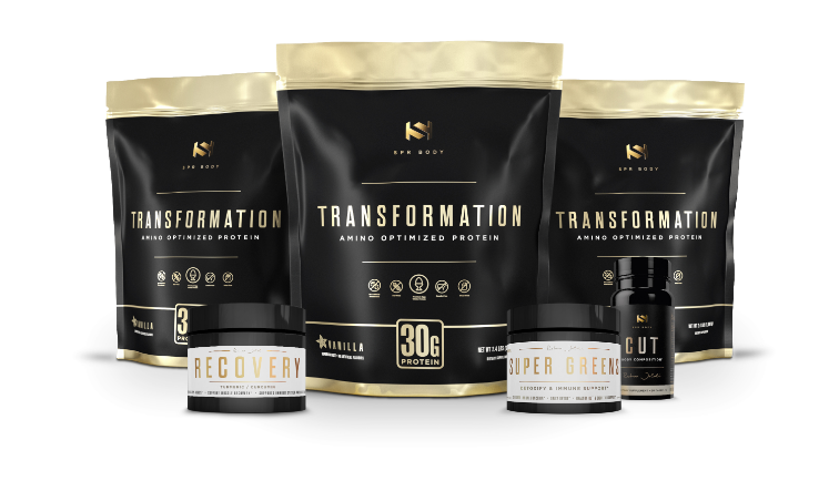 Total Body Transformation Package Deal