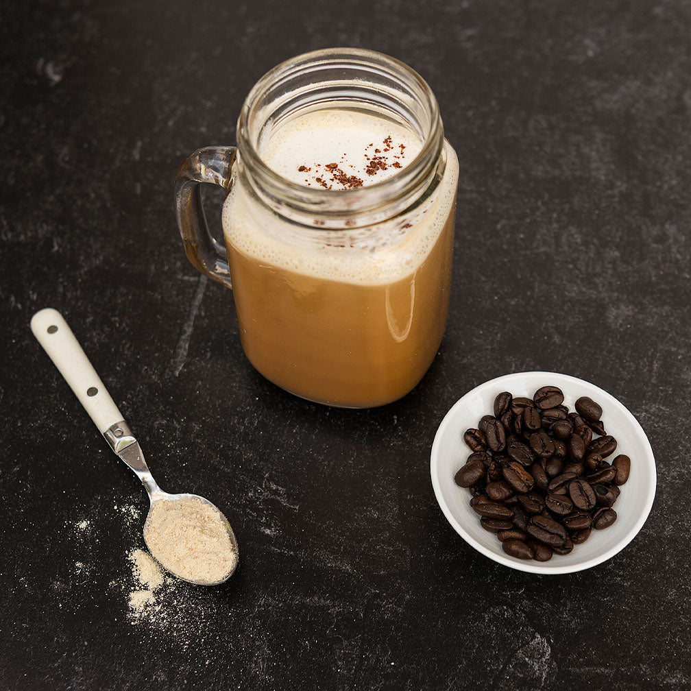 Caramell Coconut Coffee