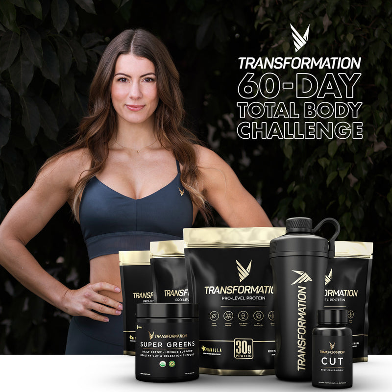 60-Day Transformation Challenge & Total Body Nutrition Bundle