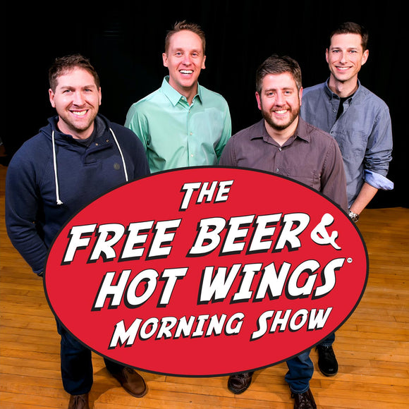 Free Beer and Hot Wings Morning Show