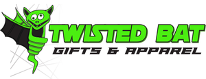 Twisted Bat Gifts and Apparel