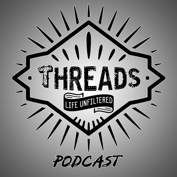 Threads Podcast: Black Logo