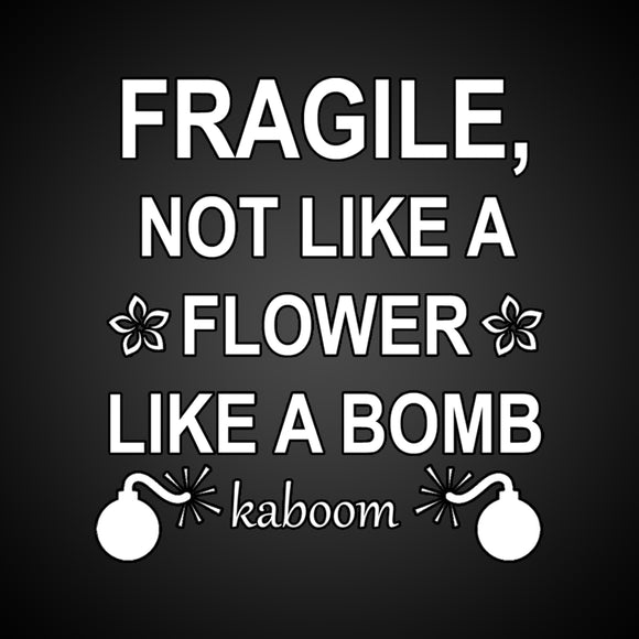 Fragile Like A Bomb