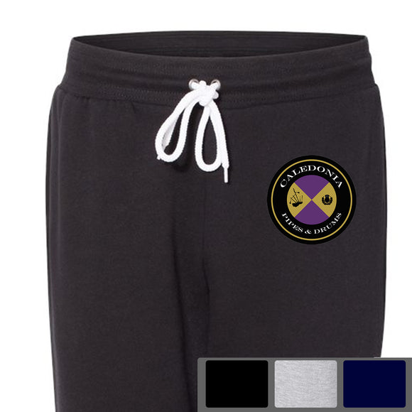 Caledonia Pipes and Drums - Premium Jogger Sweatpants