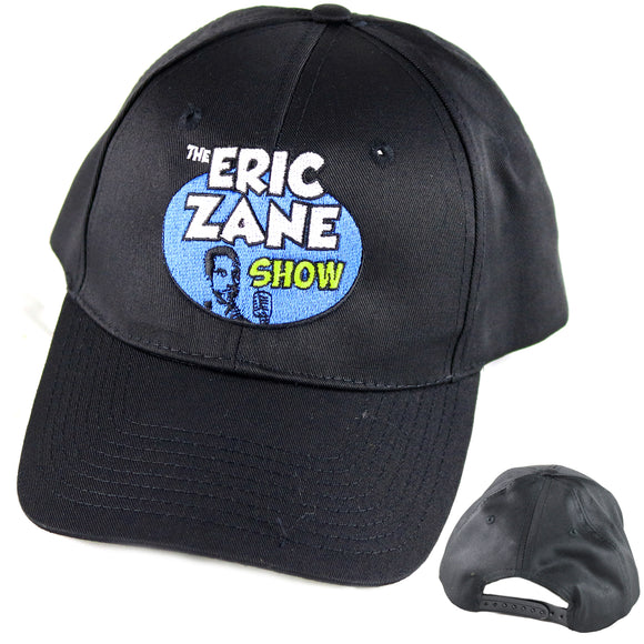 Eric Zane Show: Embroidered Snapback Hat