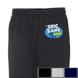 Eric Zane Show Logo - Open-Bottom Sweatpants