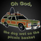 Vacation Picnic Basket