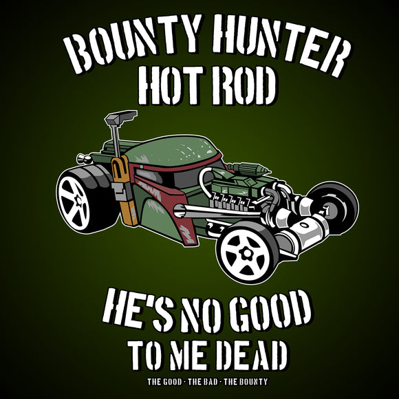 Bounty Hunter Hot Rod