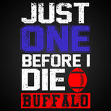 Just One Before I Die: Buffalo