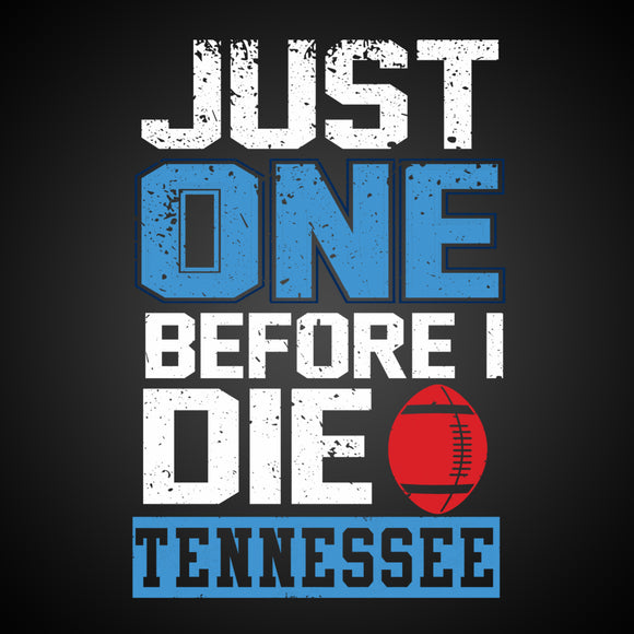 Just One Before I Die: Tennessee