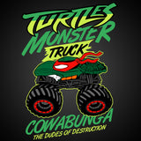 Turtles Monster Truck