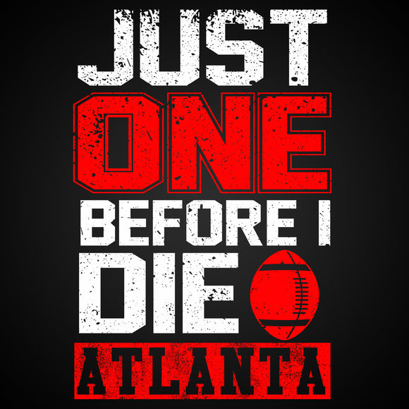 Just One Before I Die: Atlanta