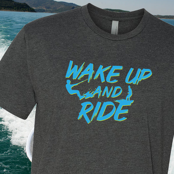 Wake Up and Ride