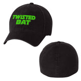Twisted Bat Words Hat