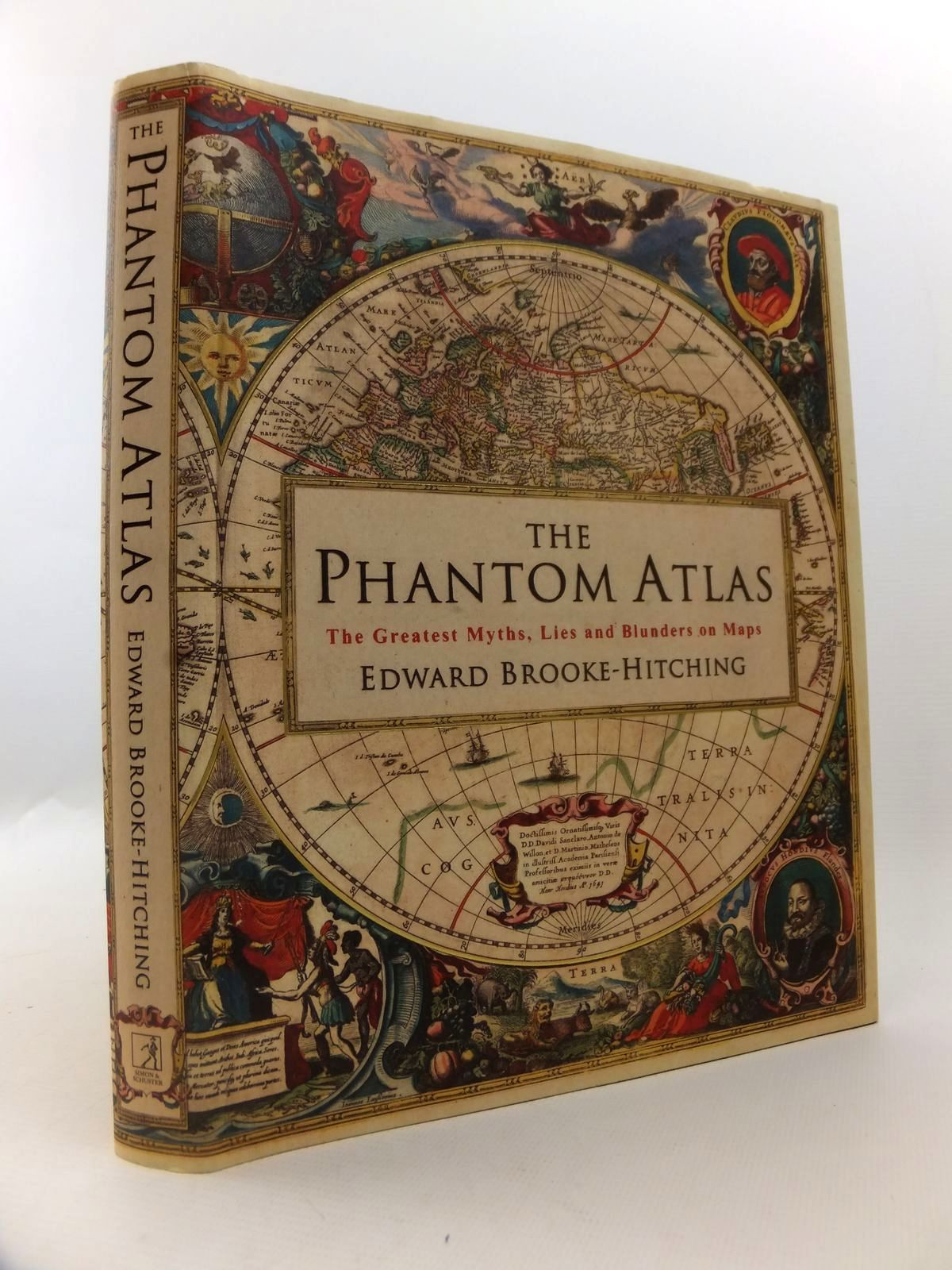 Oude landkaarten The Phantom Atlas