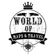 World of Maps & Travel logo