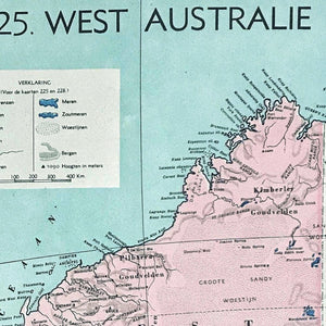 West Australië - World of Maps & Travel