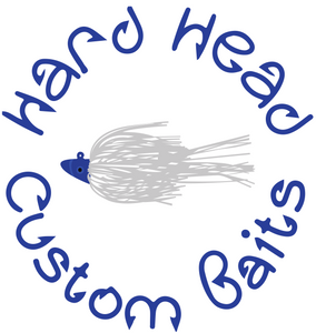 Hard Head Custom Baits, custom lures, jig heads, plastics