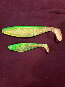 "Shad Bodies  6"" or 9"""