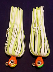 Big Baits - Metallic Tangerine