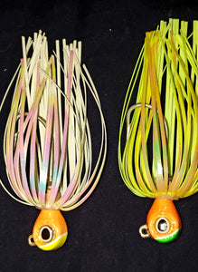 Big Baits - Glow Orange or Glow Red