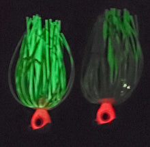 Load image into Gallery viewer, Big Baits - Glow Orange or Glow Red