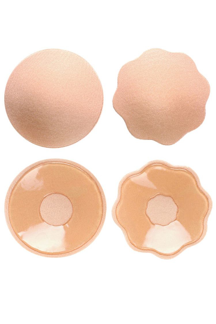 Lolglas Strapless Sticky Invisible Silicone Bra