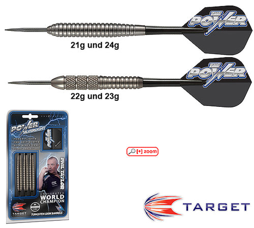 Target Power-Silverlight (Phil Taylor)