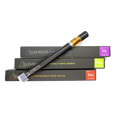 ELEMENTS - THC Disposable Vape Pen [300mg] - Purple Panda KW Kitchener Waterloo Favorite Delivery Service Weedmaps Weed 1 hour delivery same day delivery , leafly , kwweedstash, tri-cityherbal tricityherbal , herbsme hourbud weed near me delivery order weed online
