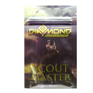 DIAMOND EXTRACTS - Scout Master (Hybrid) - Purple Panda KW Kitchener Waterloo Favorite Delivery Service Weedmaps Weed 1 hour delivery same day delivery , leafly , kwweedstash, tri-cityherbal tricityherbal , herbsme hourbud weed near me delivery order weed online