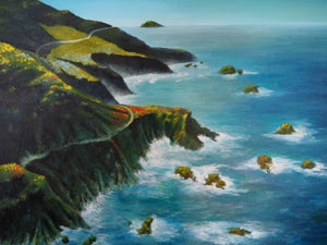 Big Sur Summer Vacation (not for sale)