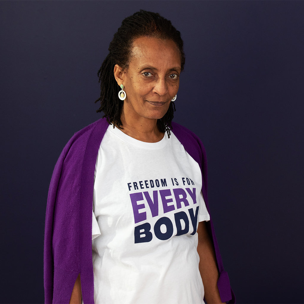 Unisex Freedom Is For Every Body Tee