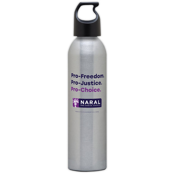 Pro-Choice America Water Bottle