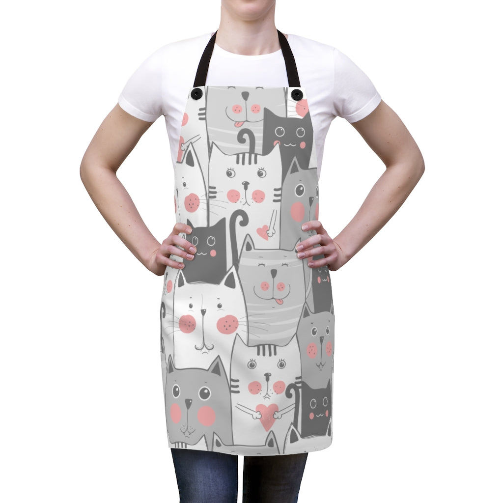 Cute Cat Apron