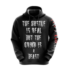 Load image into Gallery viewer, Troy Luxor Custom Hustle Hoodies