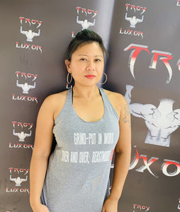 Troy Luxor Custom Grind Tank Tops