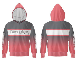 Troy Luxor V Hoodies for men's and women's Custom Style