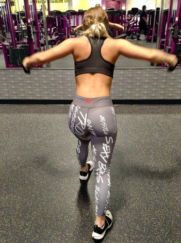 Leggings, Troy Luxor Matrix Leggings
