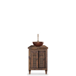 Harper Reclaimed Wood Bathroom Vanity
