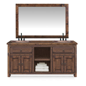 Holly Reclaimed Wood Bathroom Vanity