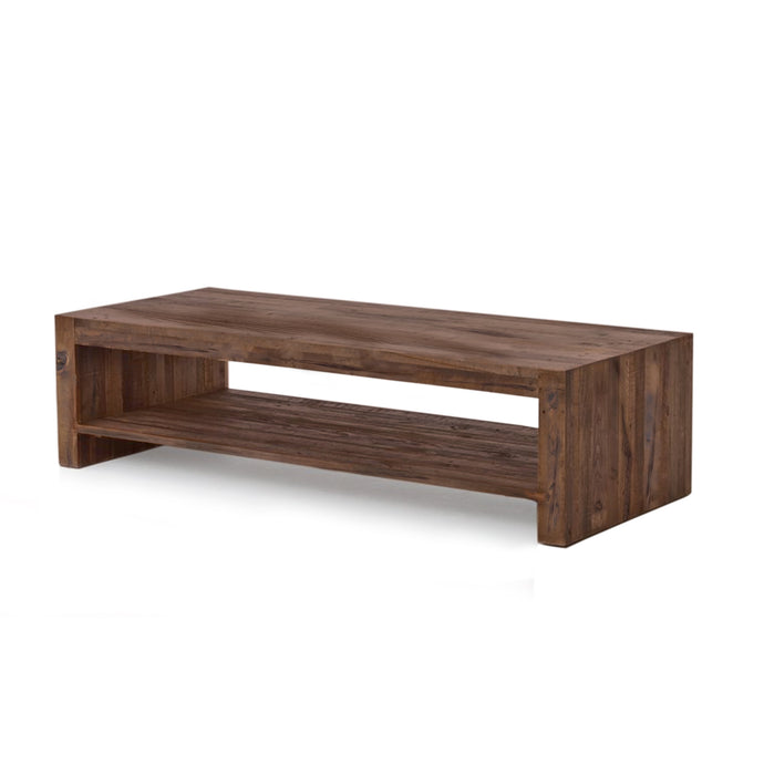 Claire Reclaimed Wood Coffee Table