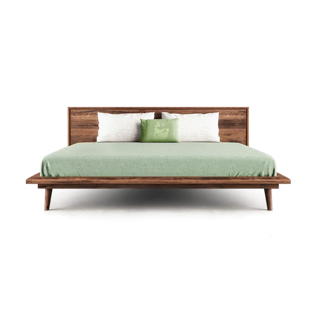 Caroline Reclaimed Wood Bed Frame