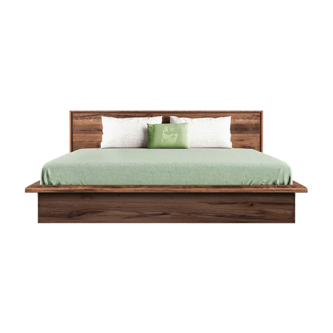 Alice Reclaimed Wood Bed Frame