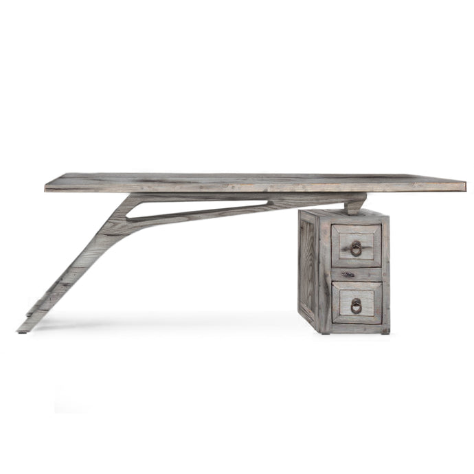Aviator Reclaimed Wood Desk