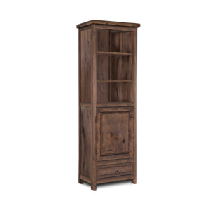 Allison Reclaimed Wood Linen Cabinet