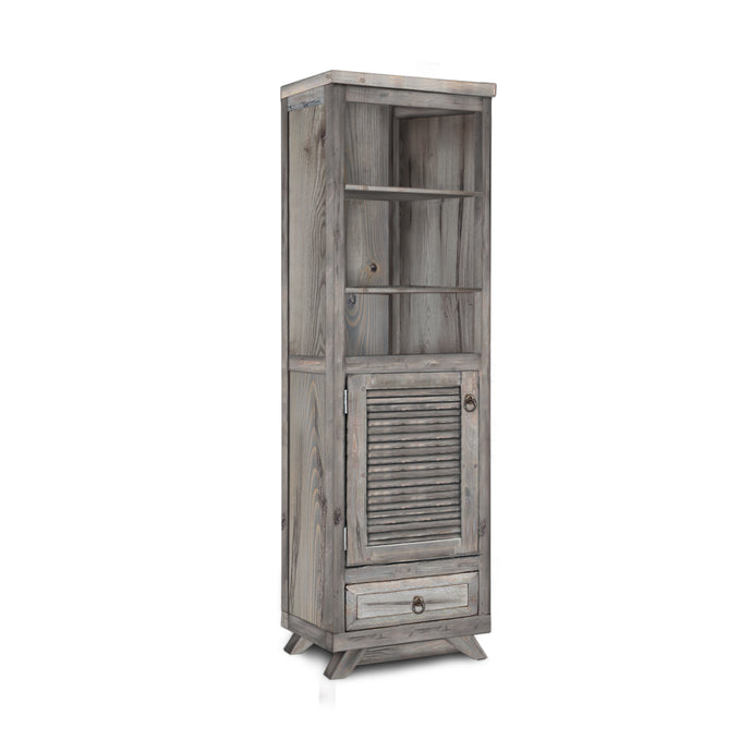 Bruce Reclaimed Wood Linen Cabinet