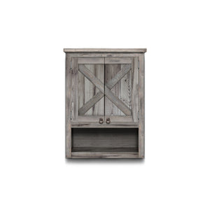 Dustin Reclaimed Wood Medicine Cabinet