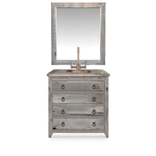 Elsa Reclaimed Wood Bathroom Vanity